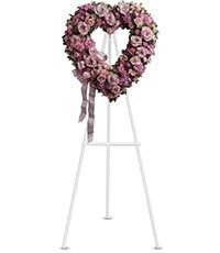 rose garden heart - Rose Garden Funeral Home